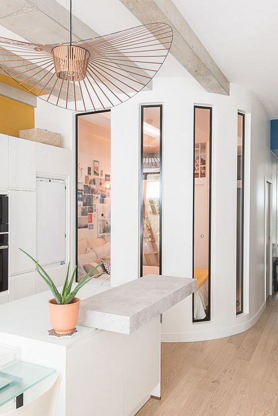 Petite Suspension In 2020 Home Home Decor Loft Spaces