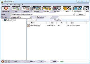 Alternate Archiver Full 3.360 İndir Windows işletim sistemlerinde kullanabileceğiniz Alternate Archiver Full programı sayesinde bilgisayarınızda bulunan tüm dosya ve klasörleri kolay ve hızlı bir şekilde arşivleme yapabileceğiniz...