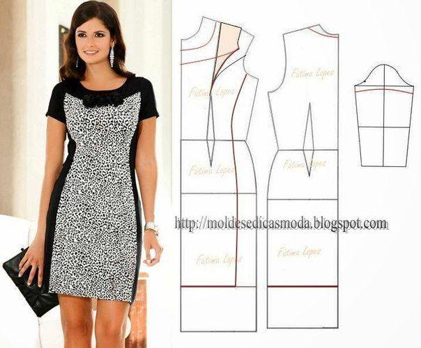 Maquina de coser buscar: Patrones costura vestidos                                                                                                                                                     Más