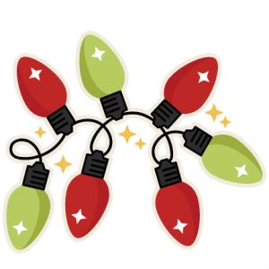 Christmas Lights SVG scrapbook cut file cute clipart files for silhouette cricut pazzles free svgs free svg cuts cute cut files