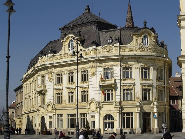 Romania: Sibiu.