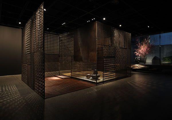 GALLERY・MA 杉本貴志展 水の茶室・鉄の茶室 / TAKASHI SUGIMOTO DESIGN