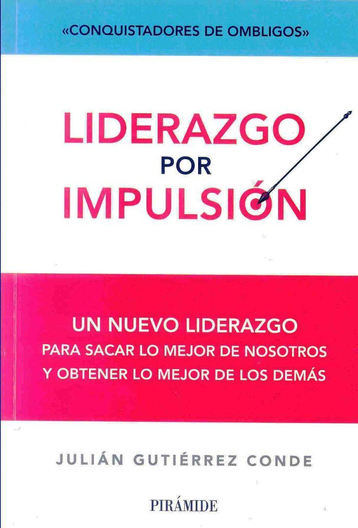 """LIDERAZGO (Madrid : Pirámide, 2013) """"En sentido figurado, el autor entiende que los ombligos de las personas tienen 'vida propia' y que cada ombligo se siente el centro del universo, de forma que es a través de ellos como los seres humanos juzgamos lo que nos atrae o nos repele, lo que nos parece bien o mal, lo que nos satisface o desagrada"""": http://www.nuevaempresa.com/liderazgo-por-impulsion-no-por-presion/"""
