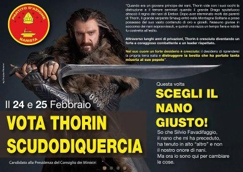 Vota Thorin Scudodiquercia