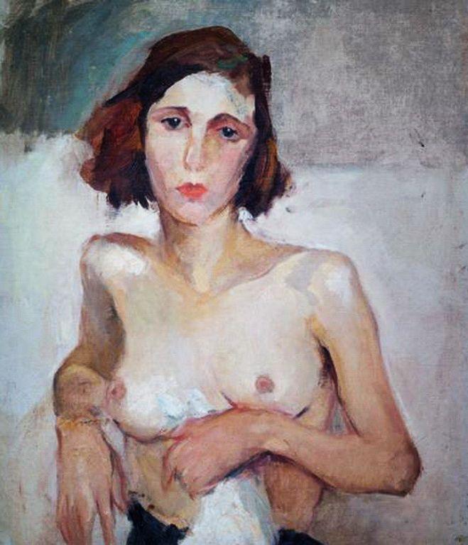 Παπαβασιλείου Χριστίνα – Christina Papavassiliou [1910-1982] | paletaart – Χρώμα & Φώς