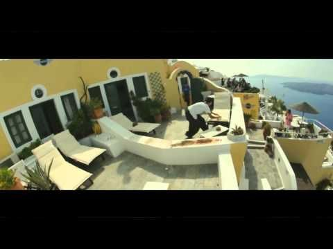Red Bull Art of Motion - 2011 Santorini. This clip is amazing - beautiful - watch it!