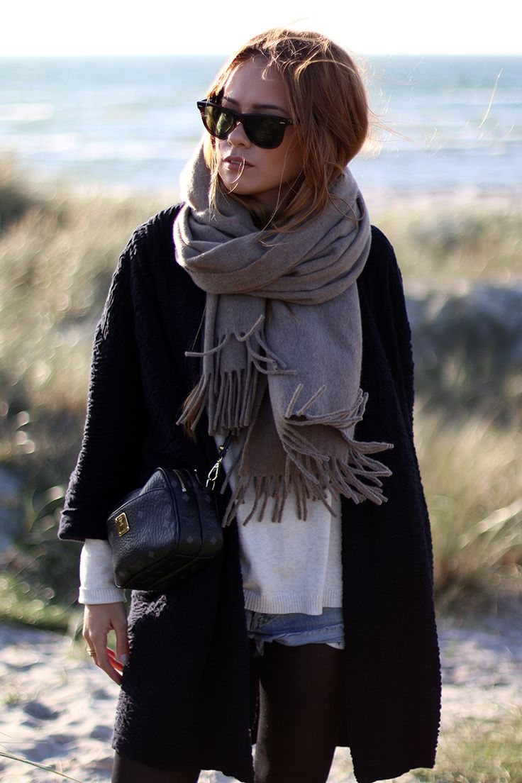 teetharejade » Blog Archive Denmark Outfit: Kimono Cardigan with Wellingtons - teetharejade