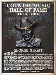 George Strait - definitely deserves this