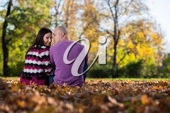 Autumn Couple Portraits