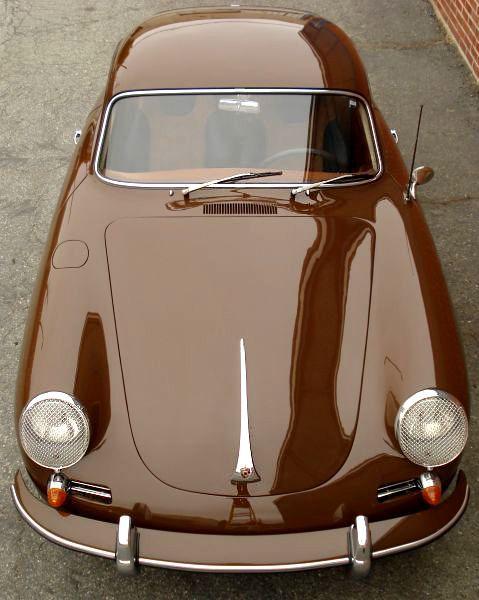 1965 Porsche 356 C Coupe More