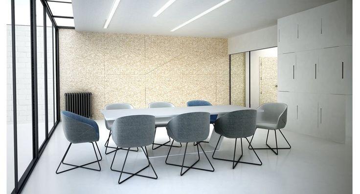 Projekt Occo charakteryzuje oryginalne łączenie materiałów, co podkreśla prostotę krzesła i jego niezwykle ciekawą formę kubełka. Nonkonformistyczny design przykuje każdą uwagę i wzbogaci wnętrze. Bez względu na miejsce użytkowania – dom, biuro, poczekalnia, czy inna przestrzeń, krzesło zapewnia największy standard wygody. #bejot #lobos #krzesło #biuro #meblebiurowe #meble #furniture #work #design #chair #wnętrza