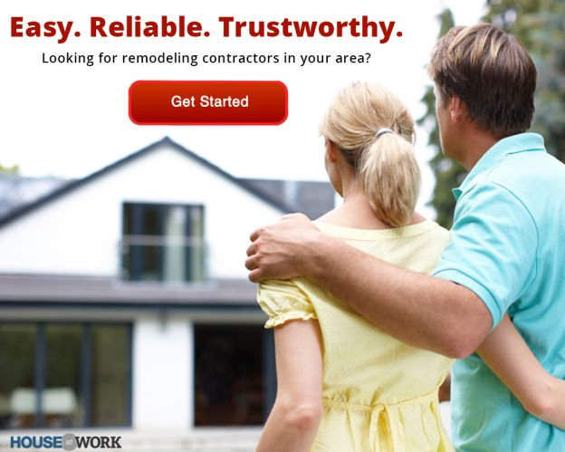 Easy. Reliable. Trustworthy Choose our professional home improvement contractors at House At Work. #HouseAtWork #HomeRemodel #HomeImpovement #RemodelContractors