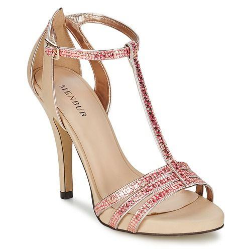 Sandals Menbur LANTEIRA Coral 84.75 £