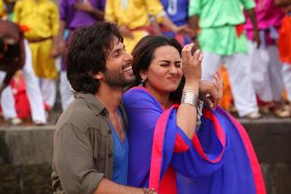 Why Shahid Kapoor and Sonakshi Sinha R..Rajkumar do not get Commercial Success
