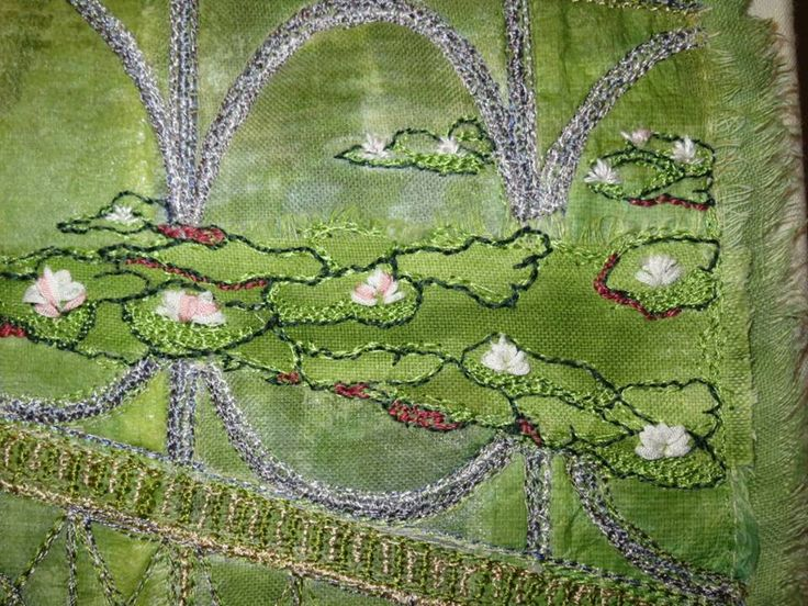 Exhibition: 'A Moment in Stitch' Tuesday 10th October to Saturday 4th November 2017  Newbury Embroiderers' Guild's contribution to the Nationwide project marking the 300 year anniversary celebration of Capability Brown.  Also our latest branch project entitled 'Devine Inspiration'.