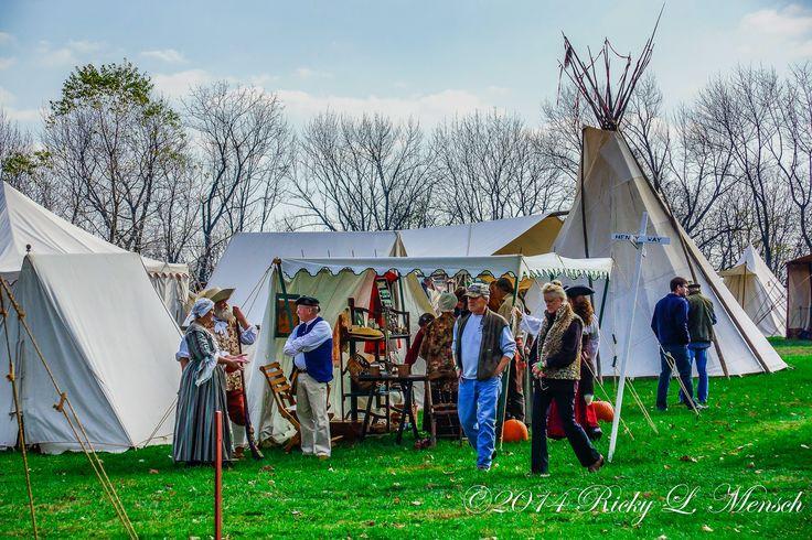 Jacobsburg Historical Society's Market Faire & Rendezvous 2014