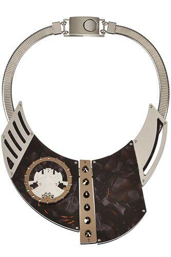 Gherkin Necklace