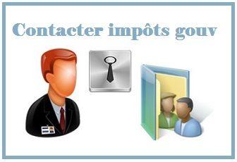 Impots.gouv : Contact Téléphone, Horaires, Mail, Centres...