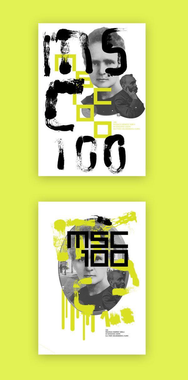 MSC 100 on Behance
