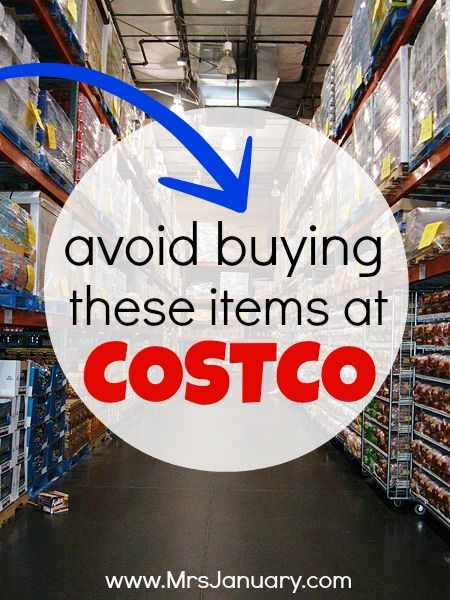 Costco is an amazing place to save money, but not on everything! Avoid buying these overpriced items the next time you're shopping at Costco!