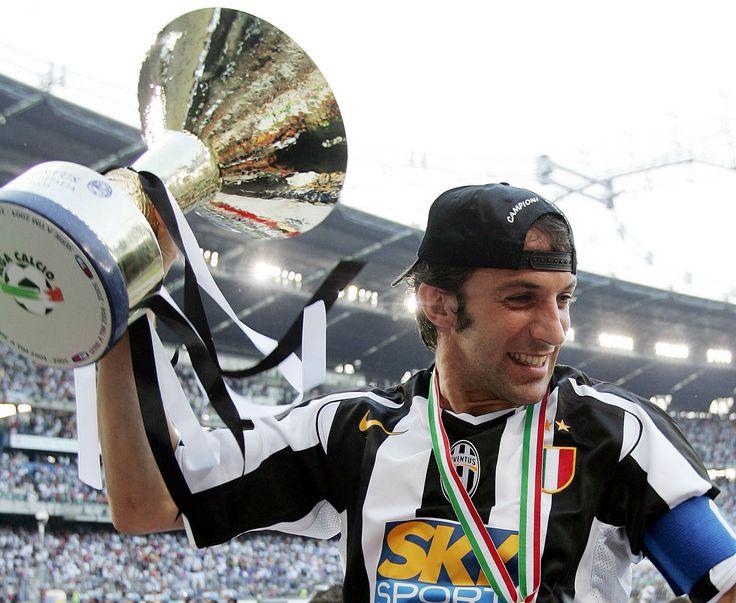 Del Piero Campione