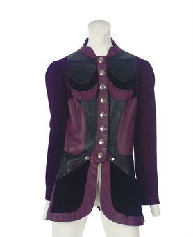 Steven Burroughs vintage jacket