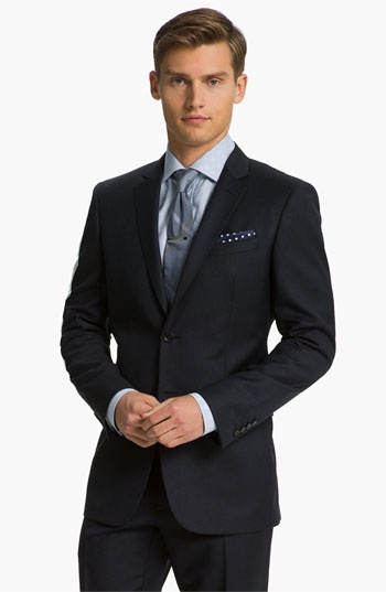 Burberry London Extra Trim Fit Suit available at #Nordstrom