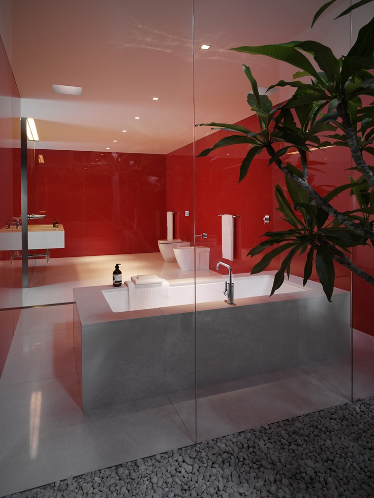 Luxury #Caroma bathroom    #luxury