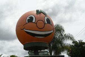 Big Orange, Mildura.