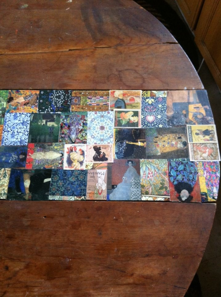 29 Best Images About Klimt Interpretations On Pinterest