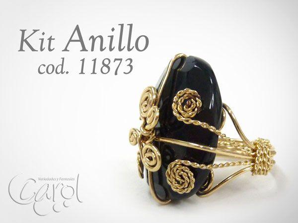 Kit Anillo Cod. 11873