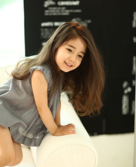 Aleyna Yilmaz. She's korean and turkish and absolutely beautiful <3