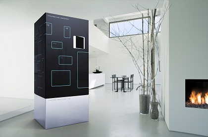 $1M advent calendar by Porsche design