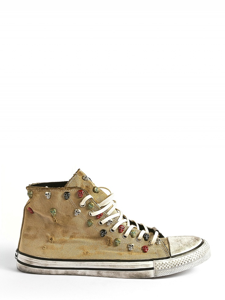 DIONISO, Sneakers, Mixskull Militaryhttp://calvanifirenze.it/product/index/gender/man/brand/8-dioniso