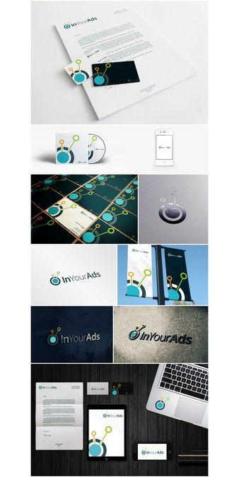 "Design a ""Flat Design"" logo for a Digital Advertising Agency by BST Studio"