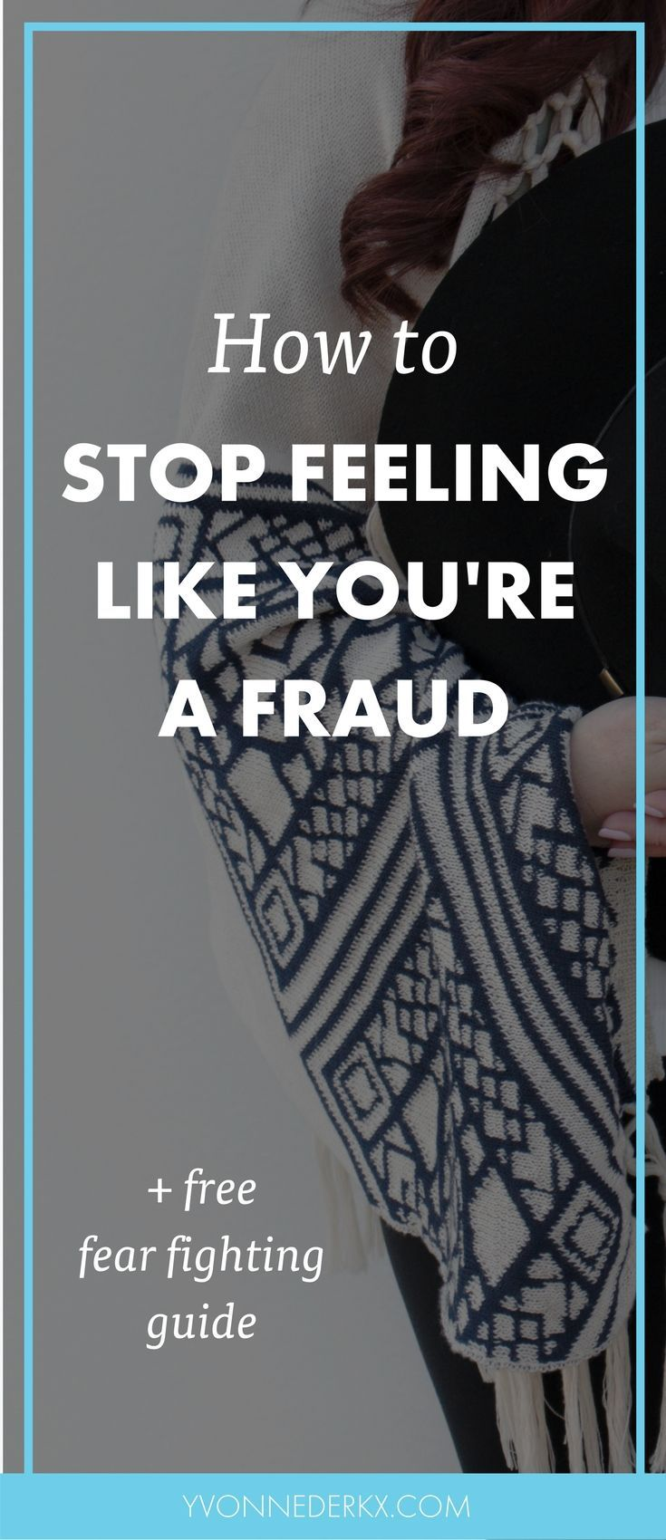Just starting out and feel intimidated, simply because everyone else seems to be so far ahead of you? Here are 4 easy steps to no longer feel like you're a fraud.