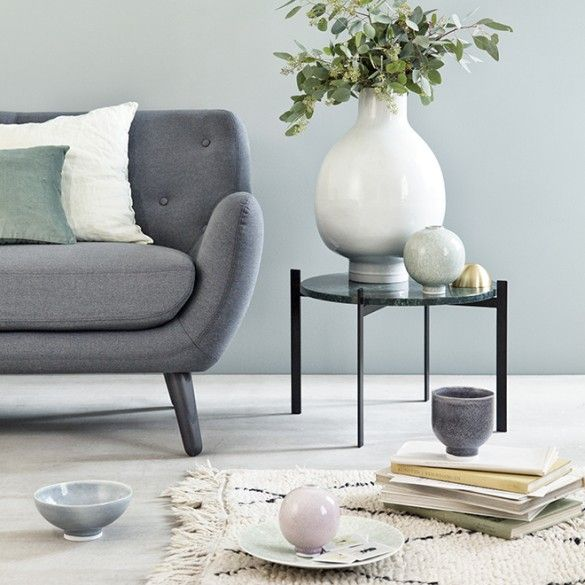 New soft pastel shades for spring This spring, Anders Arhøj and Kähler are introducing the much-loved Unico range in a new colour universe of soft pastel shades, including delicate green and light pink.