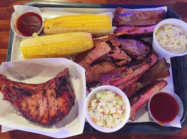 Hard Eight BBQ in Roanoke