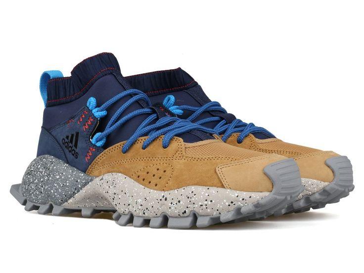 Adidas X MITA SEEULATER Indigo/Blue/Black