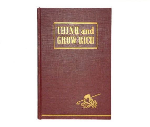Think and Grow Rich - Napoleon Hill (First Edition)