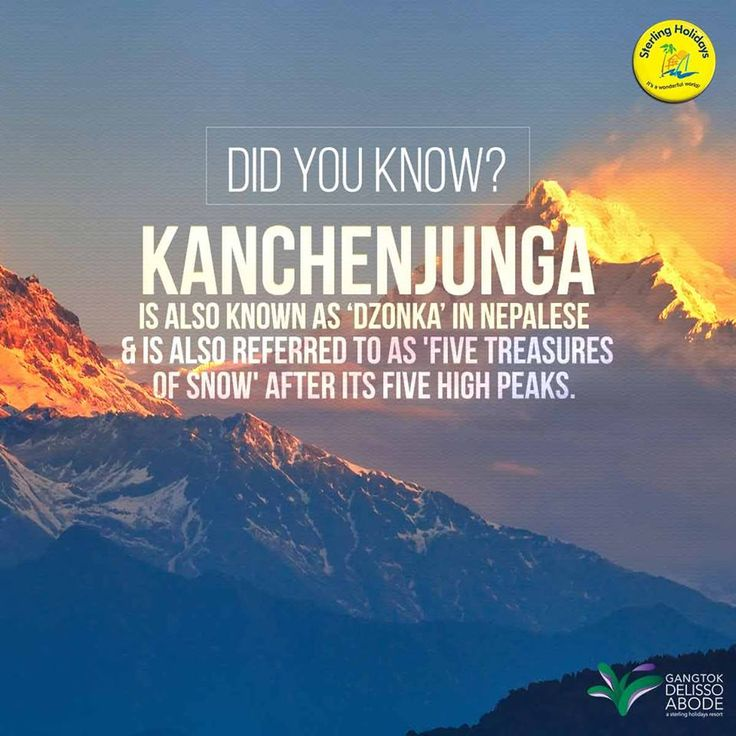 As mighty it may be, the Kanchenjunga is a mountain that also loves to play! Watch all its 5 peaks play hide-and-seek among the clouds from India's very own Shangri-la, Gangtok. Breathe in its aura, and just escape! Book your stay in #Gangtok now.