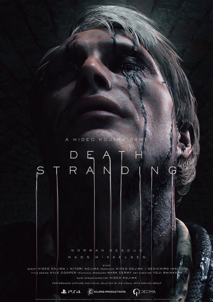Death Stranding art.