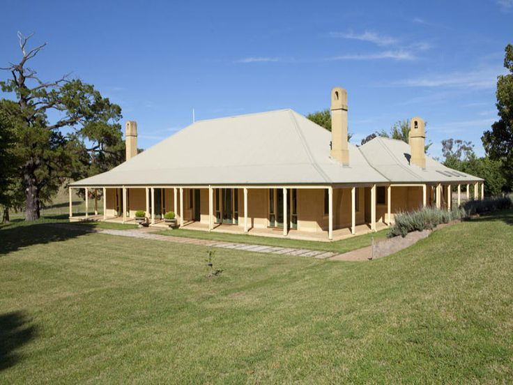 123 best images about australian homesteads on pinterest - Country home designs south australia ...