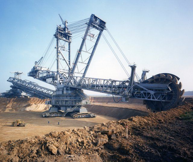 Shut. Up. The Bagger 288 Excavator. I Need To Steer This One Time Before I Die.