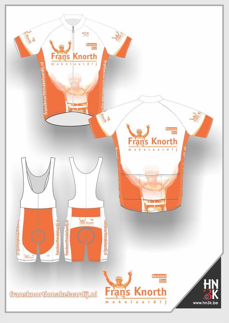 knorth  cycling shirt  cycling shin  ort   bike jersey  fietstrui fietsbroek wieleruitrusting  maillot  @hn3k.be
