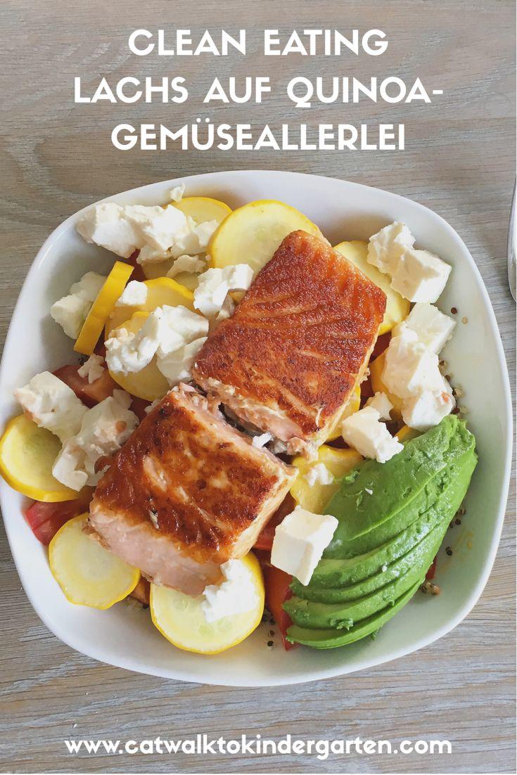 Eine Mahlzeit die in eurem Speiseplan nicht fehlen darf. Viele Ballaststoffe und Eiweiße halten euch satt, gesund und fit. Clean Eating geeignet. Schnell und einfach zubereitet.