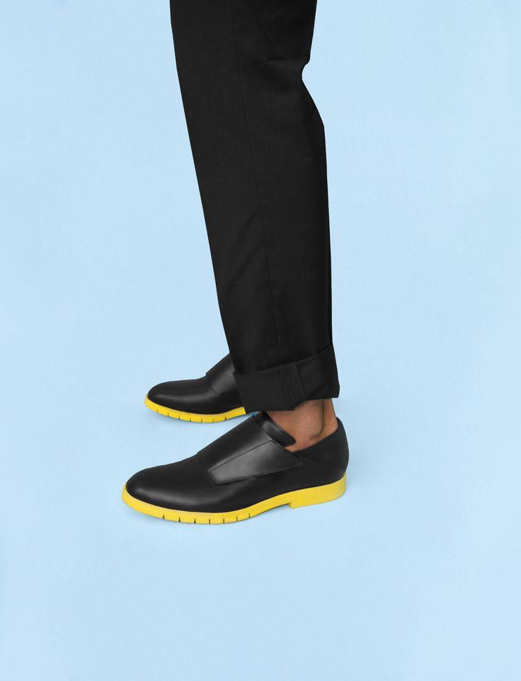 Freakloset Unisex Shoes - Monk.
