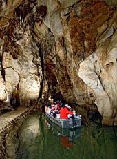 Jaskyňa Domica, grot (Slowakije)