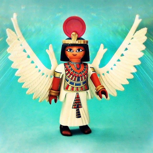 #Playmobil goddess Isis