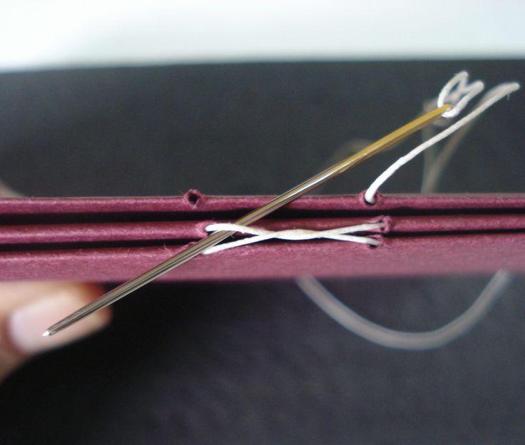 Las costuras en encuadernación se inventaron con el objetivo de unir las hojas entre sí, y se basó en el trabajo mecánico que hay entre las hojas dobladas y agrupadas (cuadernillo) y el hilo q…